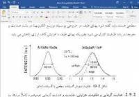تحقیق بررسی ارتباط بين طيف خروجي و كاواك در ليزر نيمه هادي